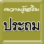 แบบทดสอบ ภาษาไทย ป.5