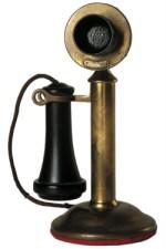 โทรศัพท์ในยุคแรก