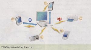 คลื่นวิทยุ (radio frequency)