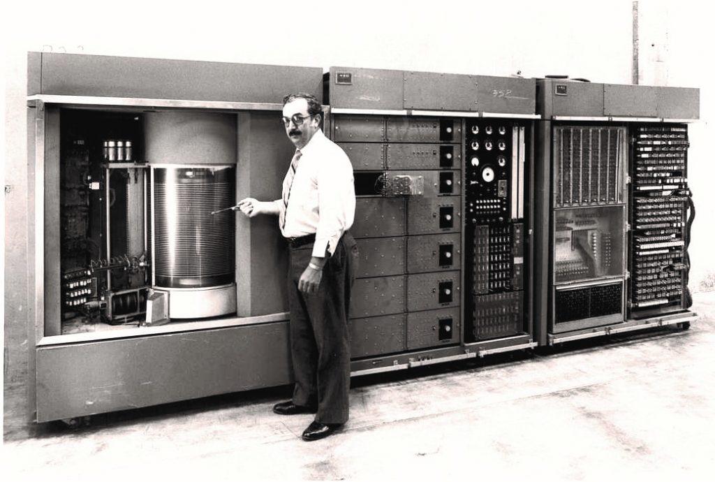 คอมพิวเตอร์ยุคแรก