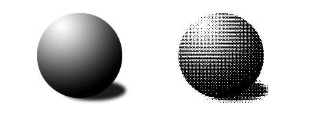 ระบบสี Bitmap